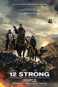 12 Strong preview