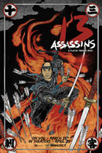 13 Assassins preview