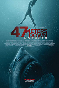 47 Meters Down: Uncaged preview