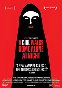A Girl Walks Alone Home at Night preview