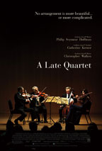 A Late Quartet preview