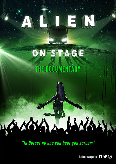 Alien on Stage preview