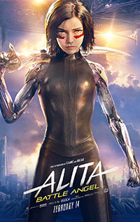 Alita: Battle Angel preview