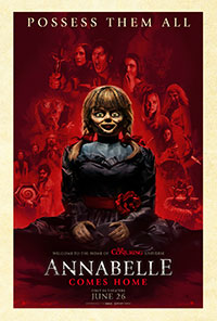 Annabelle Comes Home preview