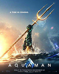 Aquaman preview