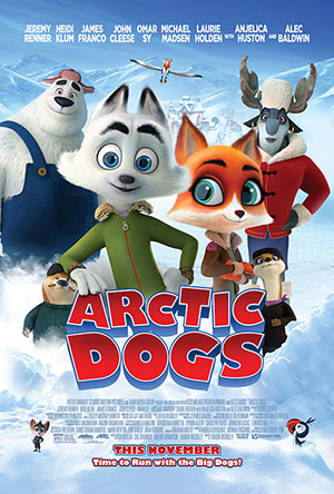 Arctic Dogs preview