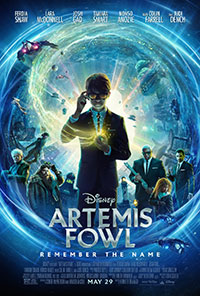Artemis Fowl preview
