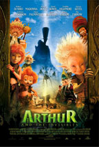 Arthur and the Invisibles preview