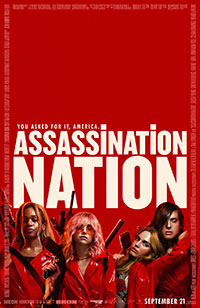 Assassination Nation preview