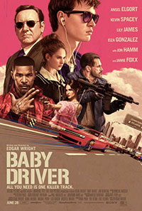 Baby Driver preview