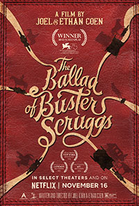 The Ballad of Buster Scruggs preview