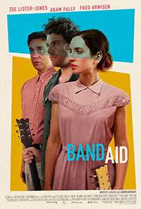 Band Aid preview