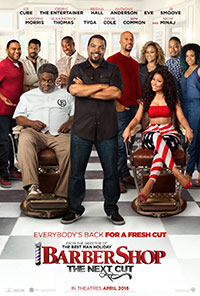 Barbershop: The Next Cut preview