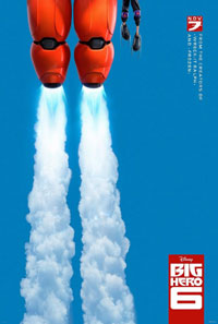 Big Hero 6 preview