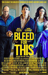 Bleed for This preview