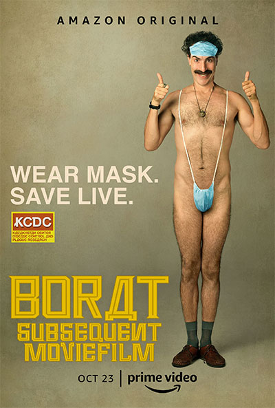 Borat Subsequent Moviefilm preview