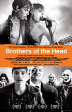 Brothers of the Head preview