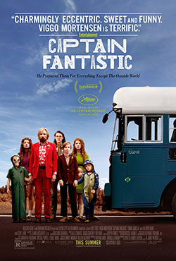 Captain Fantastic preview