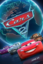 Cars 2 preview