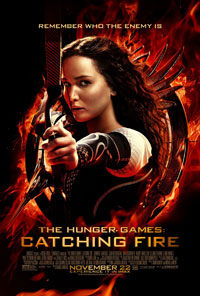 The Hunger Games: Catching Fire preview