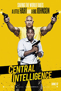 Central Intelligence preview