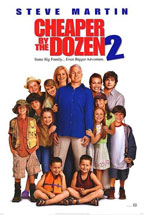 Cheaper by the Dozen 2 preview