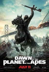 Dawn of the Planet of the Apes preview