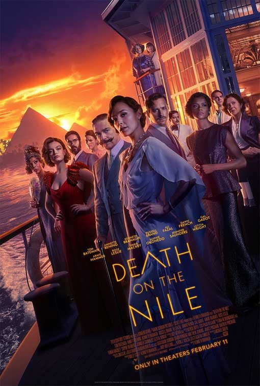Death on the Nile preview