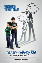 Diary of a Wimpy Kid 2: Rodrick Rules preview