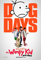 Diary of a Wimpy Kid: Dog Days preview