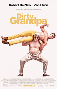 Dirty Grandpa preview