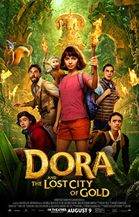 Dora and the Lost City of Gold preview
