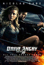 Drive Angry 3D preview