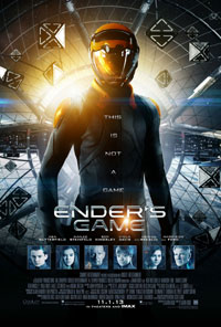 Ender's Game preview