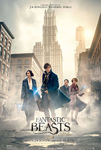 Fantastic Beasts and Where to Find Them preview