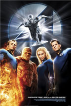 Fantastic Four: Rise of The Silver Surfer preview