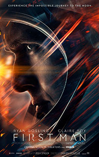 First Man preview