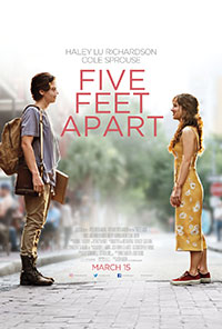 Five Feet Apart preview