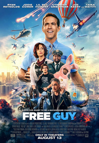 Free Guy preview