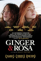 Ginger & Rosa preview