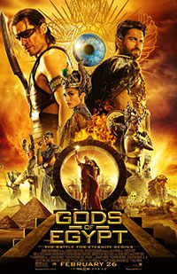Gods of Egypt preview