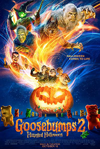 Goosebumps: Haunted Halloween preview