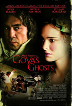 Goya's Ghosts preview