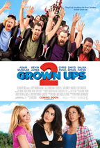 Grown Ups 2 preview