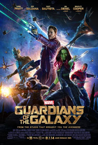 Guardians of the Galaxy preview