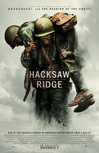 Hacksaw Ridge preview