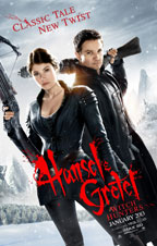 Hansel and Gretel: Witch Hunters preview