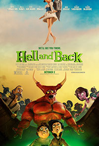 Hell & Back preview