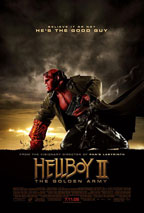 Hellboy II: The Golden Army preview