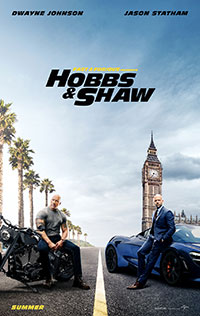 Fast & Furious Presents: Hobbs and Shaw preview
